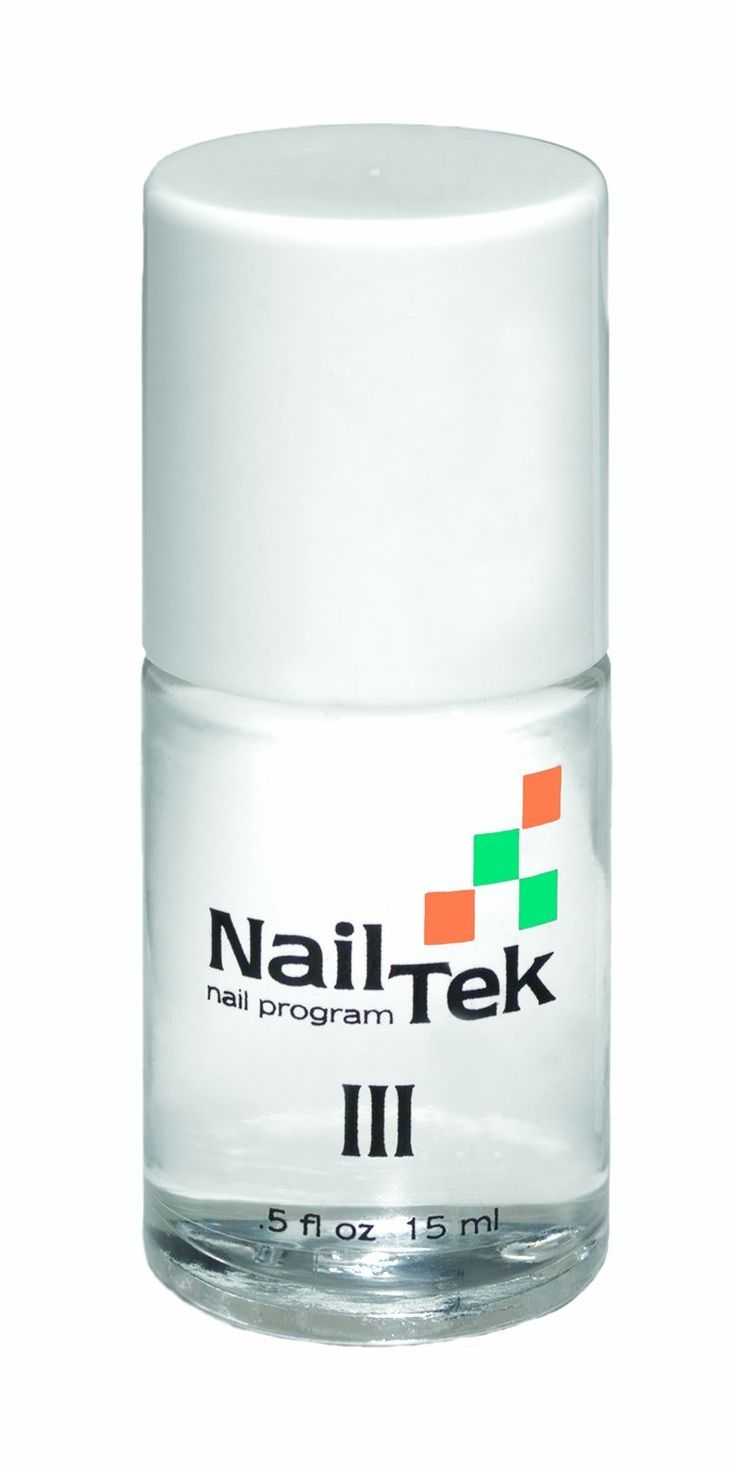 Nail Tek Protection Plus III Nail Conditioner .5 oz. * For more information, visit image link.