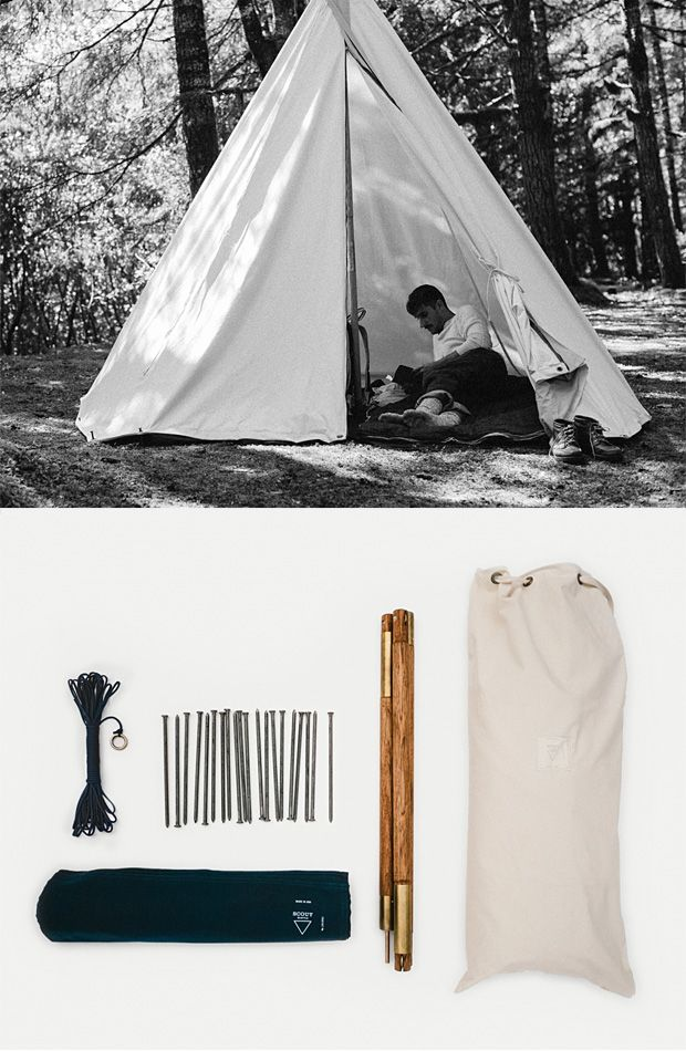 Scout Single Pole Tent