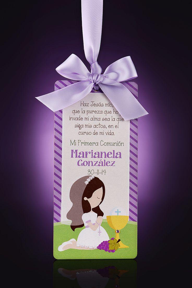 17 best images about separado de libros on pinterest tes amor and bookmarks - Recordatorios de comunion para imprimir ...