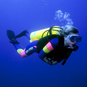scuba lessons for your adventurous friend/family/significant others $55