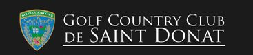 Logo Golf Country Club de Saint-Donat