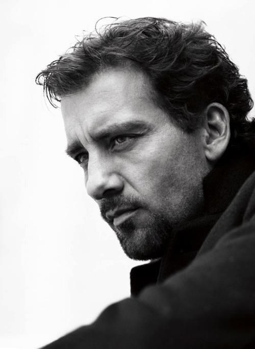 Clive owen, stud without even trying, now thats cool ( I think).