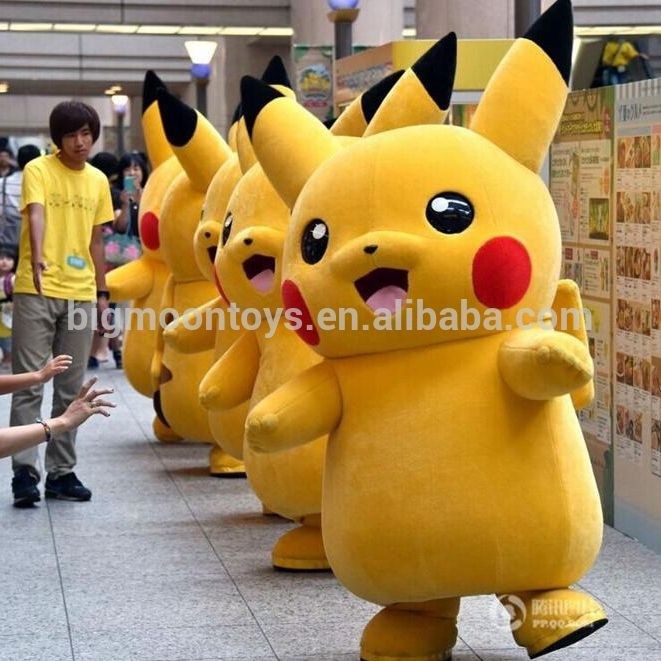 2016 Hot Customized Pikachu Mascot Costume , Find Complete Details about 2016 Hot Customized Pikachu Mascot Costume,Pikachu Mascot Costume,Hot Pikachu Mascot Costume,Mascot Costume from -Guangzhou Big Moon Toys Ltd. Supplier or Manufacturer on Alibaba.com