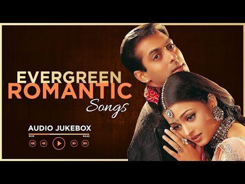 Evergreen Romantic Songs   Audio Jukebox   90's Romantic Songs Old Hindi Love Songs - YouTube