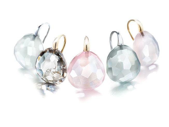 Trillion earrings   Atelier Torbjörn Tillander