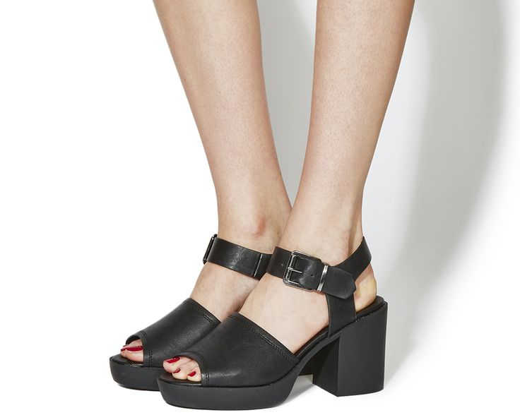 Mission Chunky Sandals