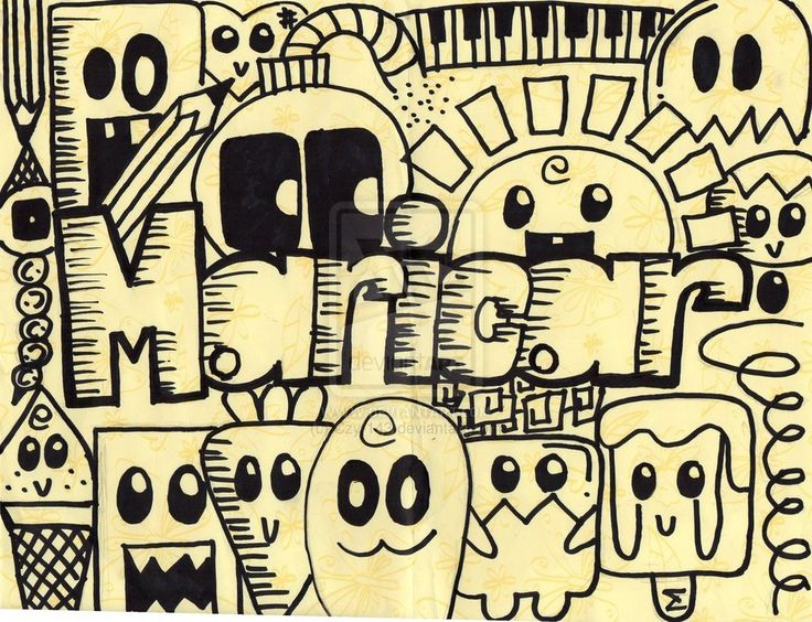 a name doodle