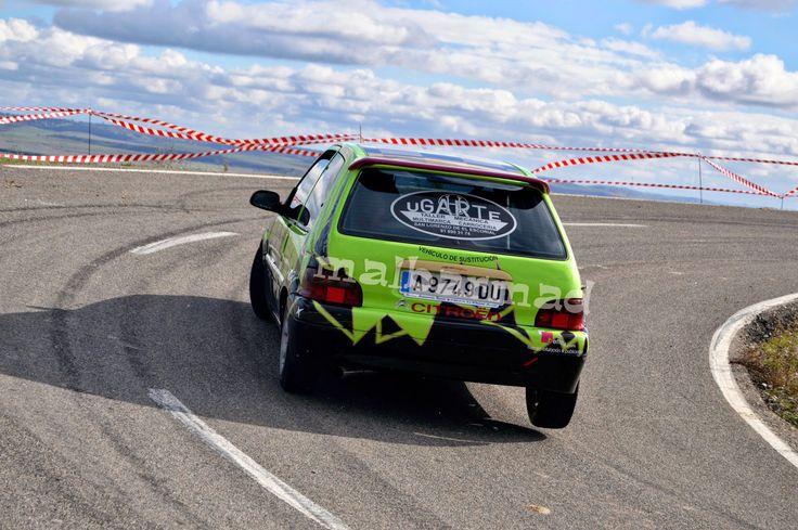 MalBarMad El mundo en Fotografias: Rally El Vellón: rasante sport, Alejandro Peña Gom...