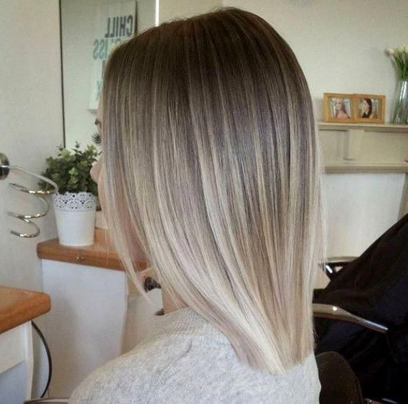 These Black Straight Balayage Truly Are Fabulous