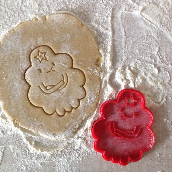 Lumpy Space Princess cookie cutter Adventure Time by Zayatzkaa