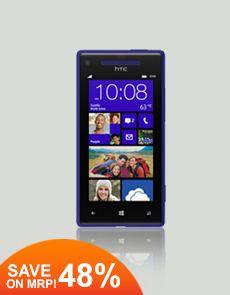 HTC X8 C620E GSM Mobile Phone (Blue)