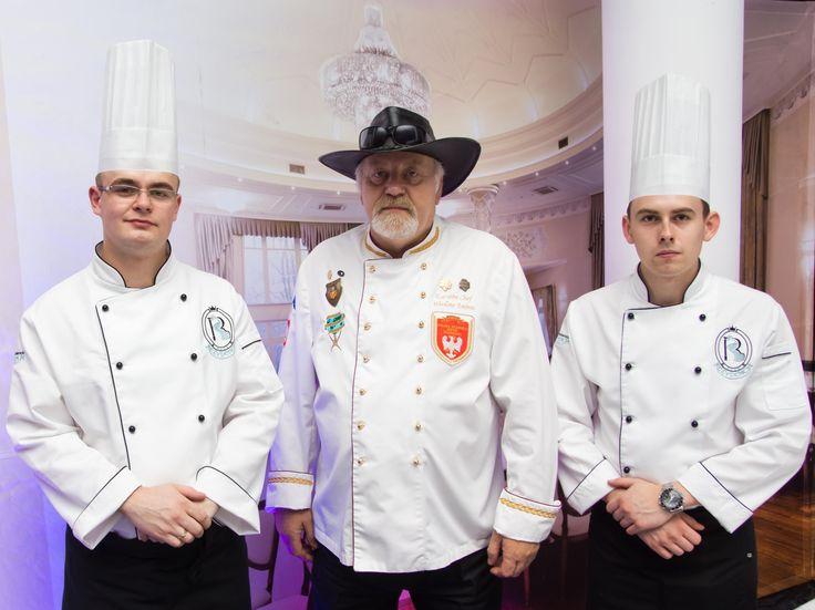 Mistrz kuchni Wiesław Ambros dla Volvo