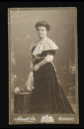 Kineast Bertha - Tarr Family - Budapest