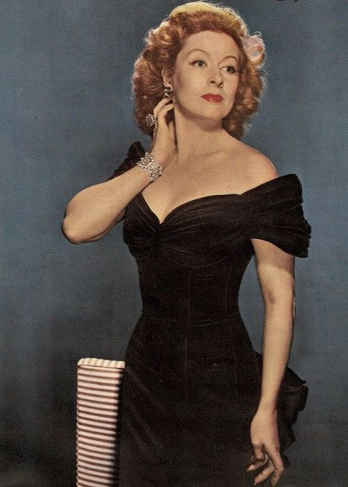 "Greer Garson - ""Random Harvest"", 1942.  ""Oh it's nothing, it's just nerves"""
