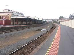 Image result for victoria railways overland train