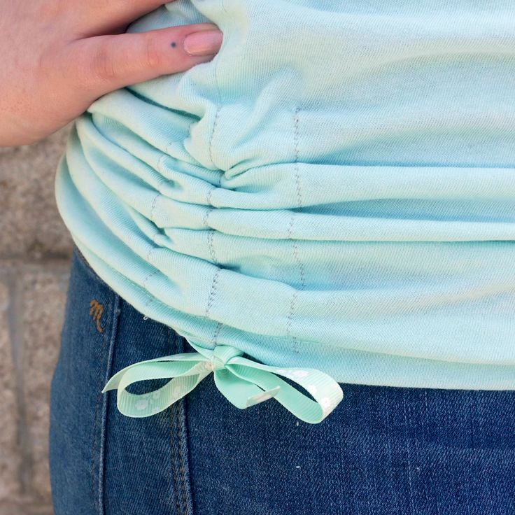 T-Shirt Upcycle