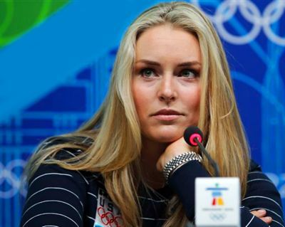 Linsey Vonn sporting here Rolex at an Olympic interview #rolex #rolexwatches #rolexwatch #thewatchmen #thewatchmenllc #rolexolympics #linseyvonn #linseyvonncrash #linseyvonnskier #skiing #skiingcelbrity #linseyvonnolympics