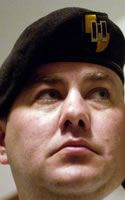 Army Capt. Shane R. Mahaffee  Died May 15, 2006 Serving During Operation Iraqi Freedom  36, of Alexandria, Va.; assigned to the 489th Civil Affairs Battalion, Army Reserve, Knoxville, Tenn.; died May 15 in Ludwigshafen, Germany, of injuries sustained May 5 when an improvised explosive device detonated near his Humvee during combat patrol operations in Hillah, Iraq.