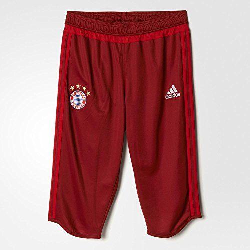 Adidas 2015/16 FC Bayern Munich Three Quarter PANT  (S)