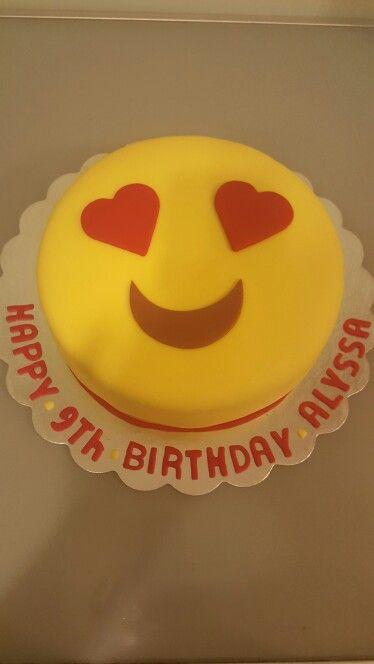 Cake Designs Emoji : Cake emoji Tortas para ninos Pinterest Cakes