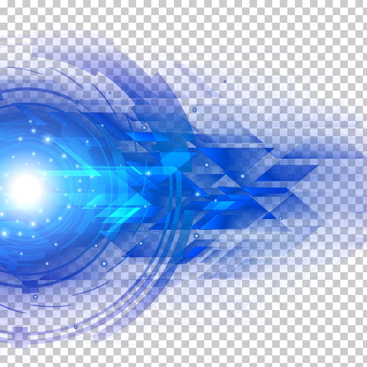 Light Blue Science And Technology Blue Light Effect Blue Abstract Png Clipart Blue Abstract Abstract Clip Art