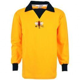 Watford 1970s Retro Football Shirt Watford shirt as worn in the 1970s. http://www.MightGet.com/may-2017-1/watford-1970s-retro-football-shirt.asp