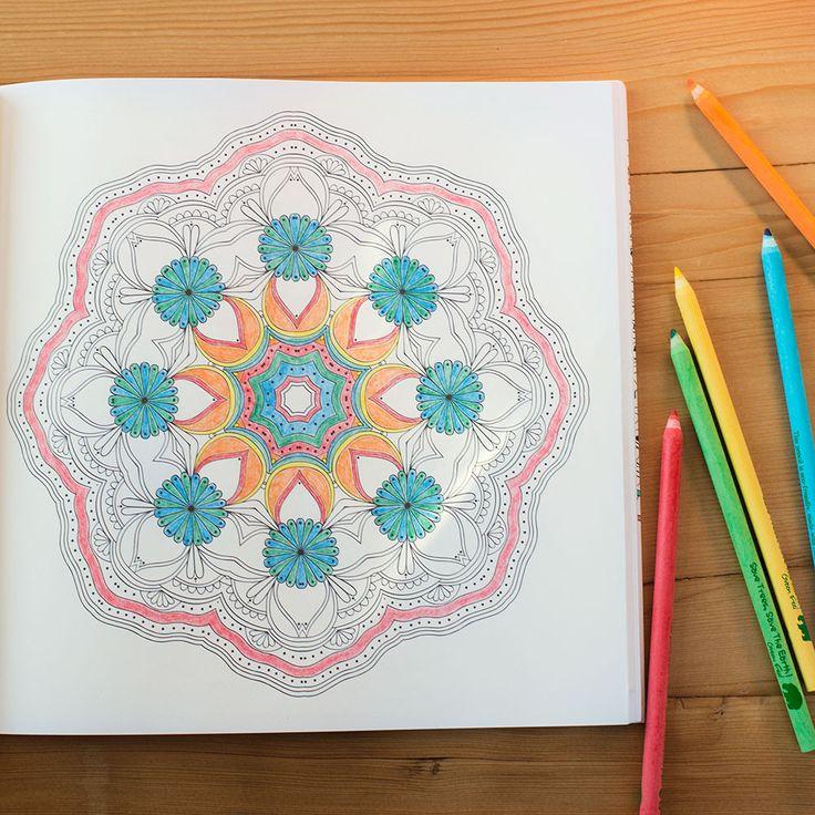 Mandala Meditation – Isabella