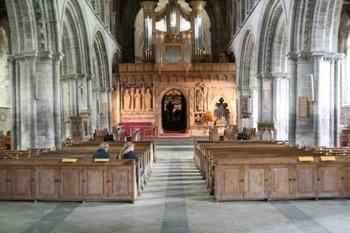 St. David's Cathedral - St Davids, Wales