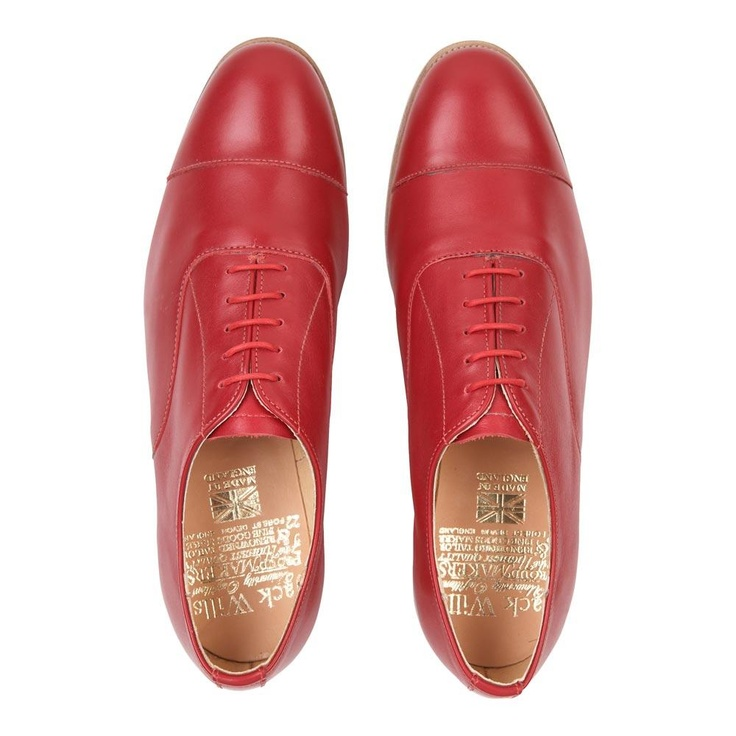 Don't forget the ladies! Brayden Oxfords for Jack Wills