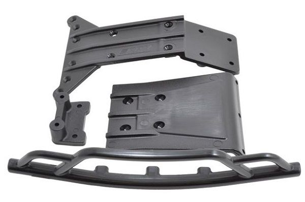 RPM Front Bumper And Kick Plate For The ECX Torment 4×4
