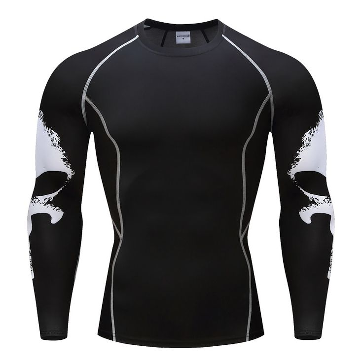 Punisher MMa T shirts Compression Tops