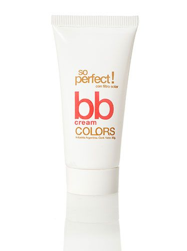 BB cream Colors
