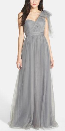 Jenny Yoo 'convertible' bridesmaid gown