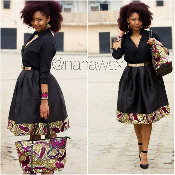 nanawax ~DKK ~ Latest African fashion, Ankara, kitenge, African women dresses, African prints, African men's fashion, Nigerian style, Ghanaian fashion.