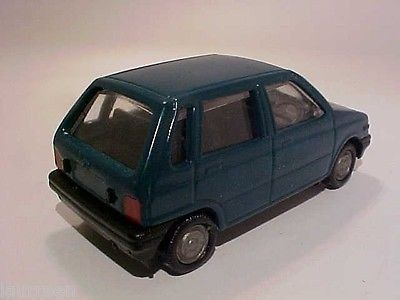 Suzuki Maruti 800 by Centy Toys; made in India. Mint no box . Check out my other auctions AND VISIT MY EBAY MODEL CAR STORE FOR OTHER 1/43 MODELS (USE STORE SEARCH OR THE CATEGORIES) to combine and s