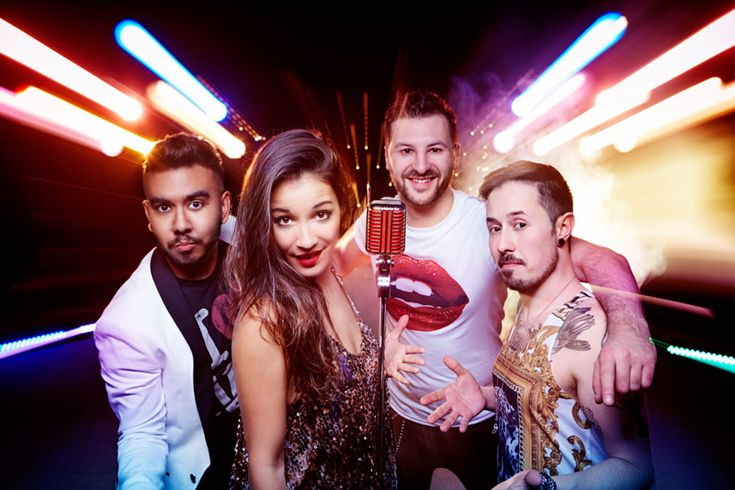 Chromatic are a young, slick and highly experienced outfit of professional musicians who guarantee to give your guest a night to remember! Party Band For Hire - Live Wedding Band | Matchbox Music