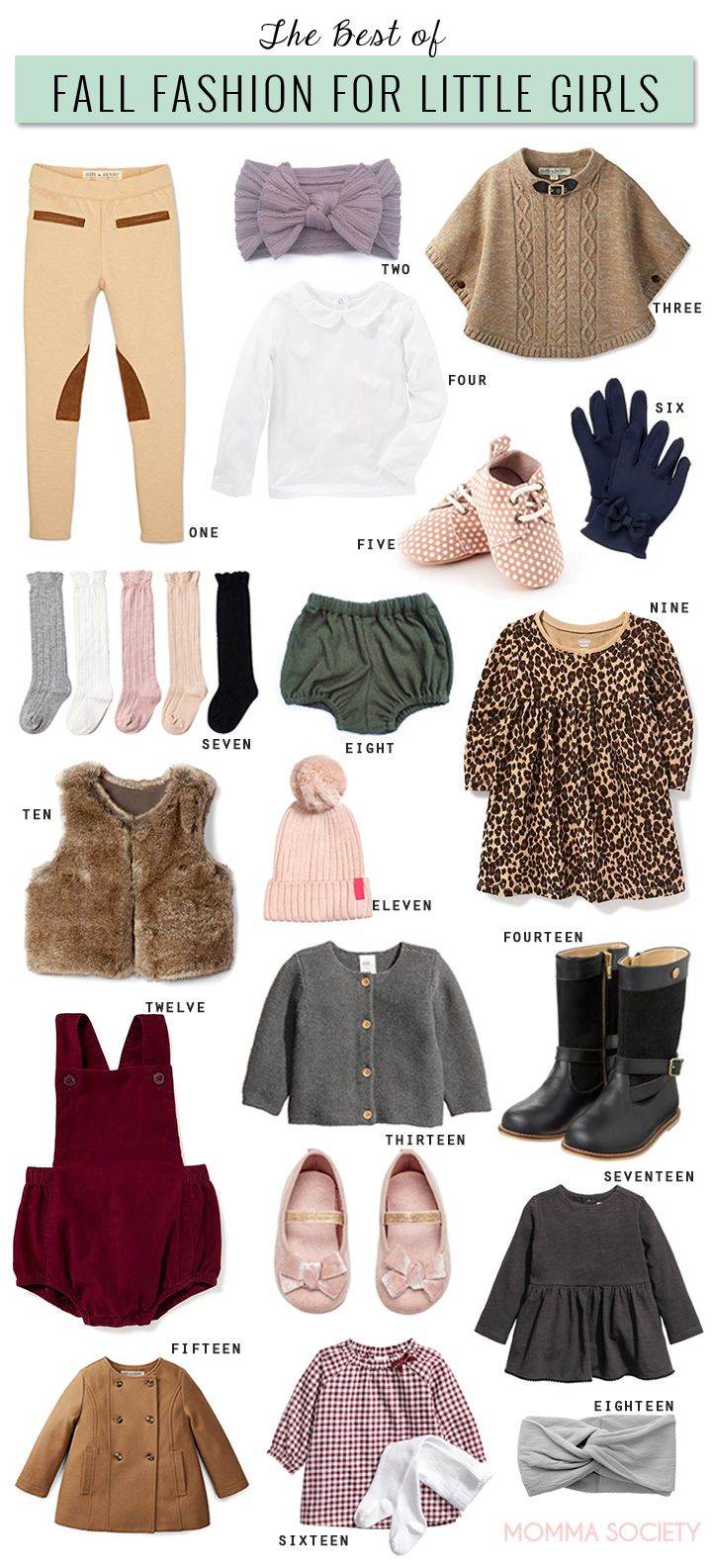 Rounding up my favorite Fall pieces for little girls and sharing what I have bought for Isla's closet!