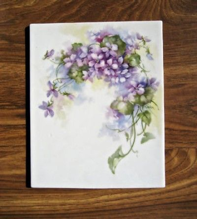 american painted porcelain book - Cerca con Google