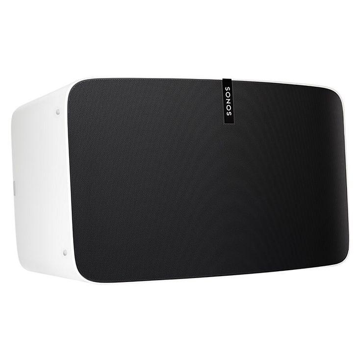 Sonos PLAY:5 Smart Speaker, 2nd Gen, White