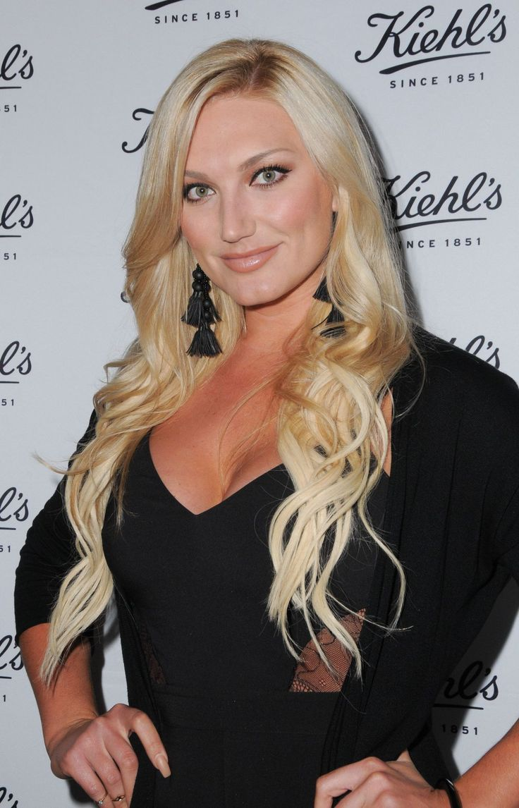 Brooke Hogan Kiehls Since 1851 Celebrates Liferide for Ovarian Cancer Research Sep-2016 Celebstills B Brooke Hogan