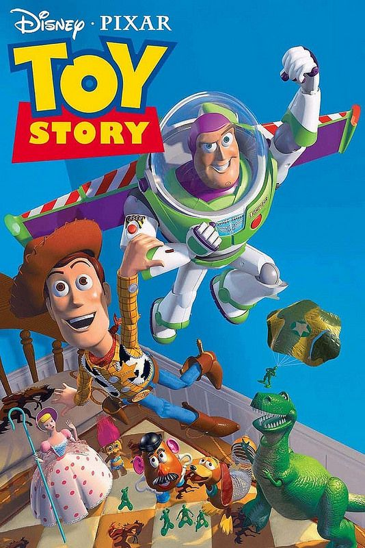 Watch Toy Story (1995) Full Movies (HD quality) Streaming