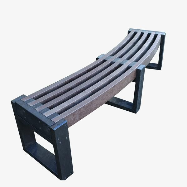Windsor Curved Mixed Curved Bench Diy Garden Furniture Outdoor Furniture Bench