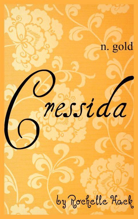 Baby Girl Name: Cressida. Meaning: Gold. Origin: Greek. https://www.pinterest.com/vintagedaydream/baby-names/