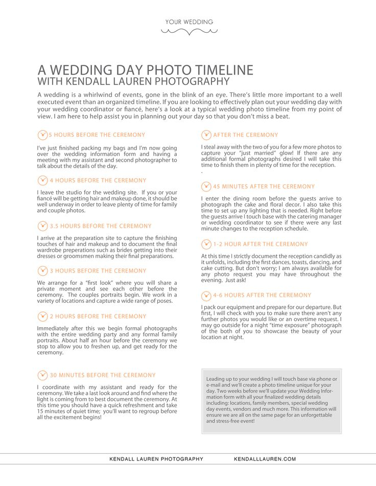 Best 25+ Wedding time line checklist ideas on Pinterest Wedding - sample wedding timeline