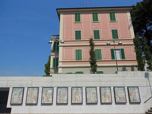 mosaici a Campione d'Italia   mosaici a Campione d'Italia   Flickr