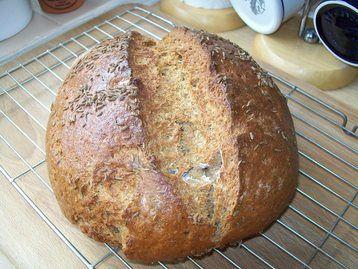 Ukrainian Style Rye Bread recipe