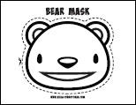 Bear mask!