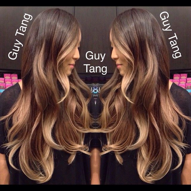 One of my fave from last week color correction #guytang #ombre #colorcorrection #hairslut
