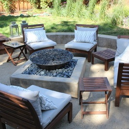 DIY Fire Pits Design Ideas, Pictures, Remodel, and Decor - page 4