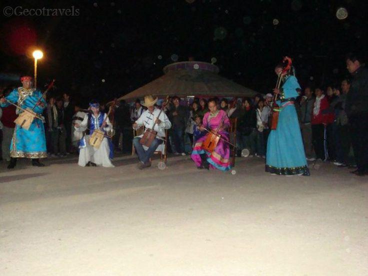 Traditional Mongolian music